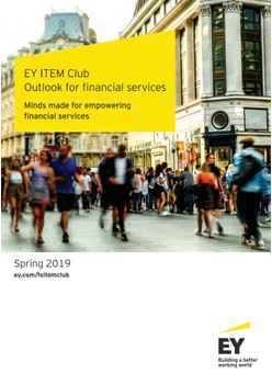 Report - EY Item Club Outlook For Financial Services