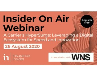 Webinar: A Carrier's HyperSurge: Leveraging a Digital Ecosystem for Speed and Innovation