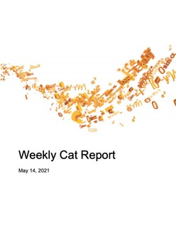 Weekly Cat Report - May 14, 2021