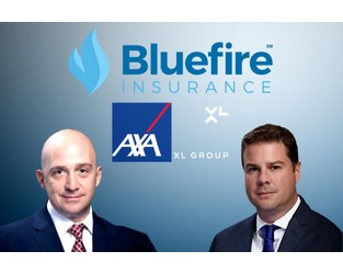 MGA Bluefire assumes risk with AXA XL collateralized reinsurance deal