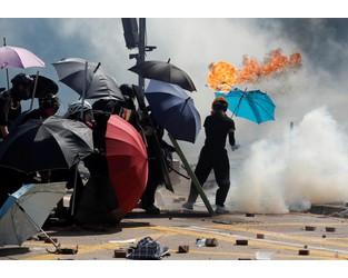 Asian airlines slash flights to Hong Kong as unrest escalates - Reuters