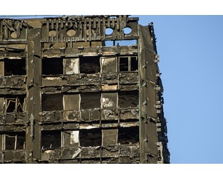 Grenfell Inquiry: Rydon QC points finger at cladding manufacturers - CN