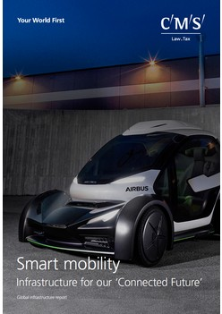 Smart mobility - Infrastructure for our 'Connected Future'