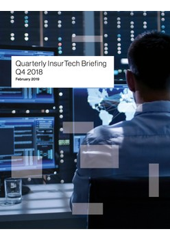 Quarterly InsurTech Briefing Q4 2018 - February 2019
