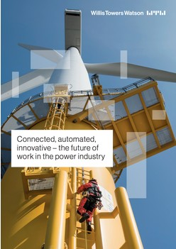 Report: Connected, automated, innovative – the future of work in the power industry