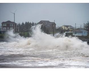 Post-tropical storm Teddy makes landfall in Nova Scotia bringing high winds, rain - Canadian Underwriter