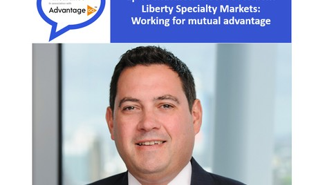 Podcast Ep 65: Matthew Moore President Liberty Specialty Markets: Working for mutual advantage - The Voice of Insurance