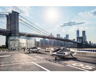 Jet-Powered Flying Taxi Startup Seeks Safety Approval - Bloomberg