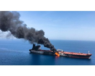 Insurance and oil costs to rise as two more tankers hit in Gulf of Oman