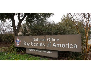 Boy Scouts to hold back 20% of legal fees until end of bankruptcy - Reuters