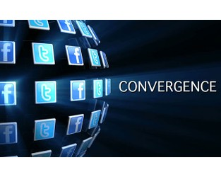 Convergence and Social Media Influence Across Industries