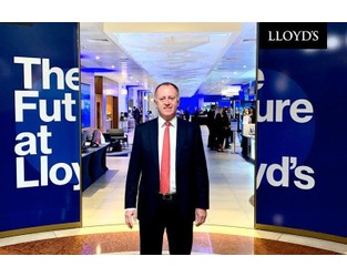 Lloyd's boss acknowledges that insurance sector struggles with ethnicity data