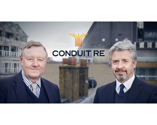 "The Insurer TV: Conduit Re has ""no designs"" to enter Lloyd's"
