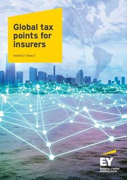 Global tax points for insurers
