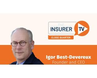 Close Quarter with eReinsure's Igor Best-Devereux