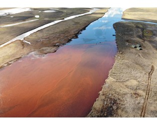 Russian authorities pursue criminal investigations over Norilsk diesel spill - NS Energy