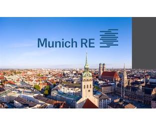 Munich Re among major reinsurers for Iowa regional specialists