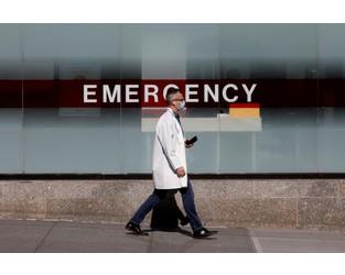 U.S. doctors on coronavirus frontline seek protection from malpractice suits - Reuters