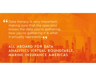 All Aboard for Data Analytics - Maintaining an Even Keel
