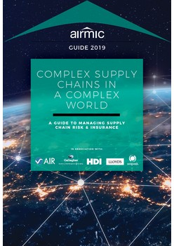 Complex supply chains in a complex world