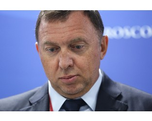 Oleg Deripaska-Linked Firm Was Raided for Undisclosed U.S. Inquiry - Bloomberg
