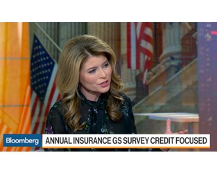 Video: Goldman Survey Finds Private Markets in Demand for Insurers - Bloomberg