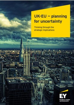 Report: UK-EU — planning for uncertainty