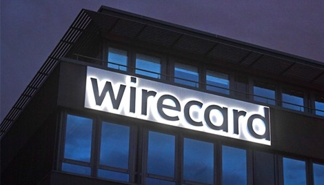 Wirecard insolvency risks multi-hundred-million clash loss