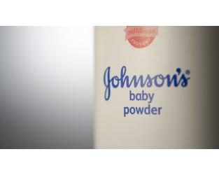 Latest Tests Disprove FDA Claim of Asbestos in Johnson's Baby Powder, J&J Says