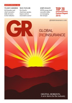 Global Reinsurance - GR Autumn/Monte Edition 2016 digital edition