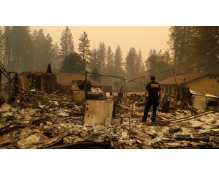 How Insurance Industry Might React to 'New Normal' of California's Historic Wildfires