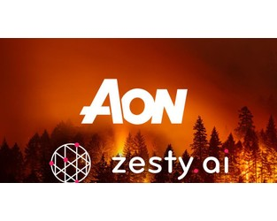 Aon and Zesty.ai extend partnership as California wildfire model approved by regulator