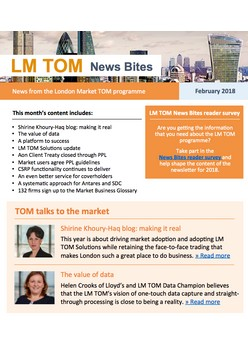 LM TOM News Bites