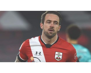 Saints' Ings tested positive for Covid - BBC