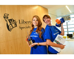 Gallery: Liberty Specialty Markets concludes move to 20 Fenchurch Street