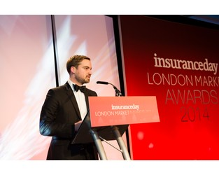 A Rising Star at the London Market Awards