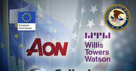 Aon-WTW: It wasn't so much the regulators, as the markets…