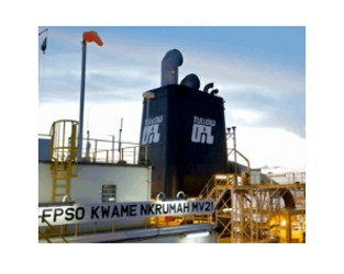 Tullow Oil: Jubilee oil field FPSO hull & machinery loss covered