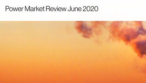 Power Market Review 2020