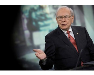 Buffett Donates $3.6 Billion of Berkshire Stock to Five Charities