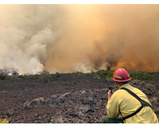 Fire Science Critical for Combating Wildfires Out West - USGS