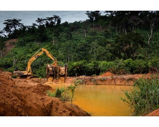 The NASA Veteran Cracking Down on Illegal Gold Miners - Bloomberg