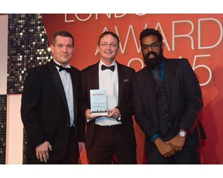 AIG's UK Property & Energy Major Loss team won Claims Team of the Year