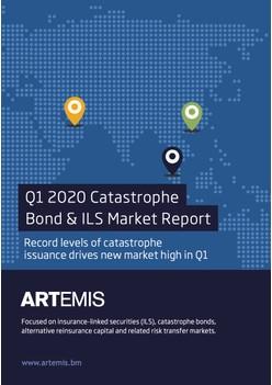 Q1 2020 Catastrophe Bond & ILS Market Report