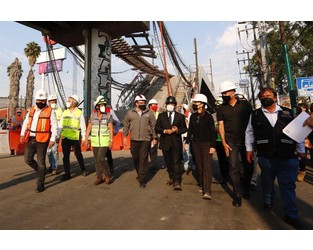 Mexico City brings 10 criminal charges over fatal metro line collapse - Global Construction Review
