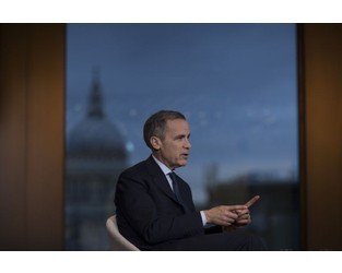 Carney Tells Investors to Get Serious About Climate Change - Bloomberg