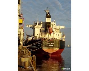 Master of Panamax bulk carrier died in Australian port - FleetMon
