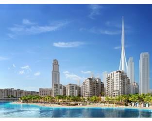 "Construction ""imminent"" at Dubai's Creek Beach District - GCR"
