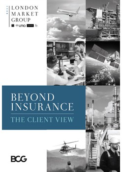 Beyond Insurance - The Client View Report -London Market Group
