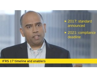 Innovation In Insurance: IFRS 17 timeline and enablers